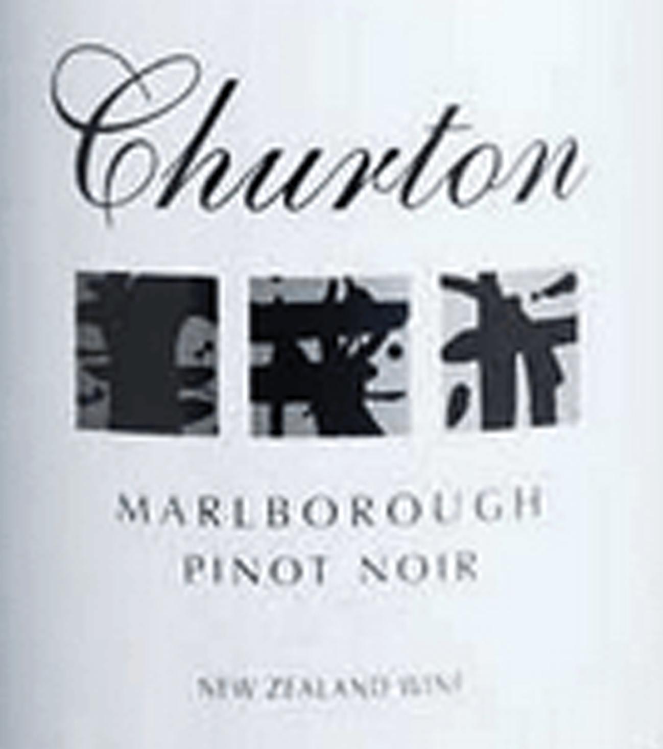 Churton Pinot Noir 2016