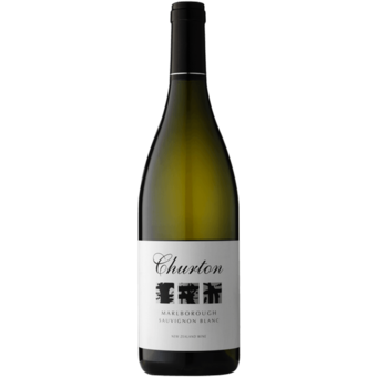 Bottle shot for 2018 Churton Sauvignon Blanc