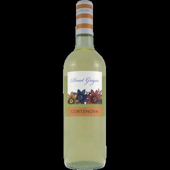 Bottle shot for 2019 Cortenova Pinot Grigio