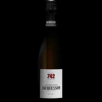 Bottle shot for  Jacquesson Brut Cuvee 742