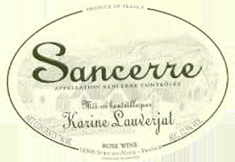 Karine Lauverjat Sancerre 2019