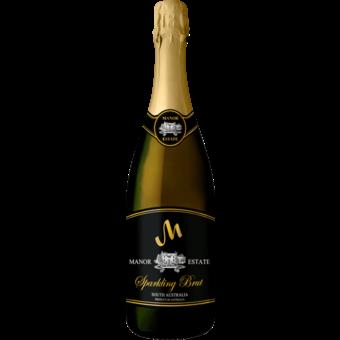 Bottle shot for  Manor Estates Sparkling Brut