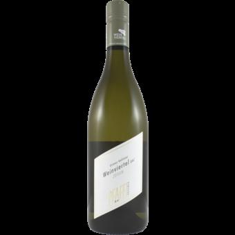 Bottle shot for 2018 Pfaffl Gruner Veltliner Zeiseneck