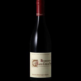Bottle shot for 2018 Domaine Berthaut Gerbet Bourgogne Haut Cotes De Nuits