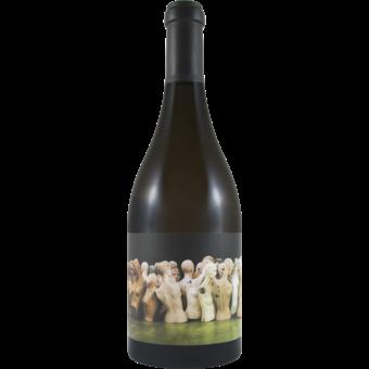 Bottle shot for 2018 Orin Swift Mannequin Chardonnay