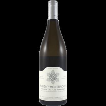 Bottle shot for 2018 Bzikot Puligny Montrachet Perrieres 1er Cru