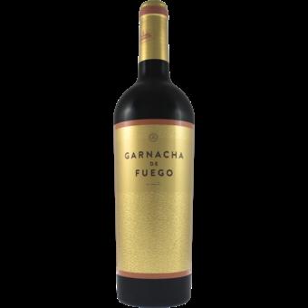 Bottle shot for 2019 Bodegas Breca Garnacha De Fuego