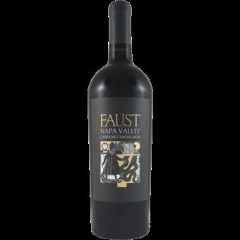 Bottle shot for 2018 Faust Cabernet Sauvignon