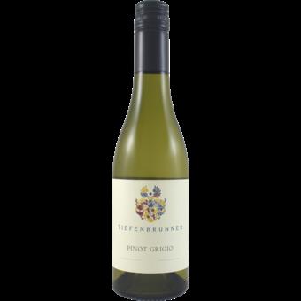 Bottle shot for 2019 Tiefenbrunner Pinot Grigio