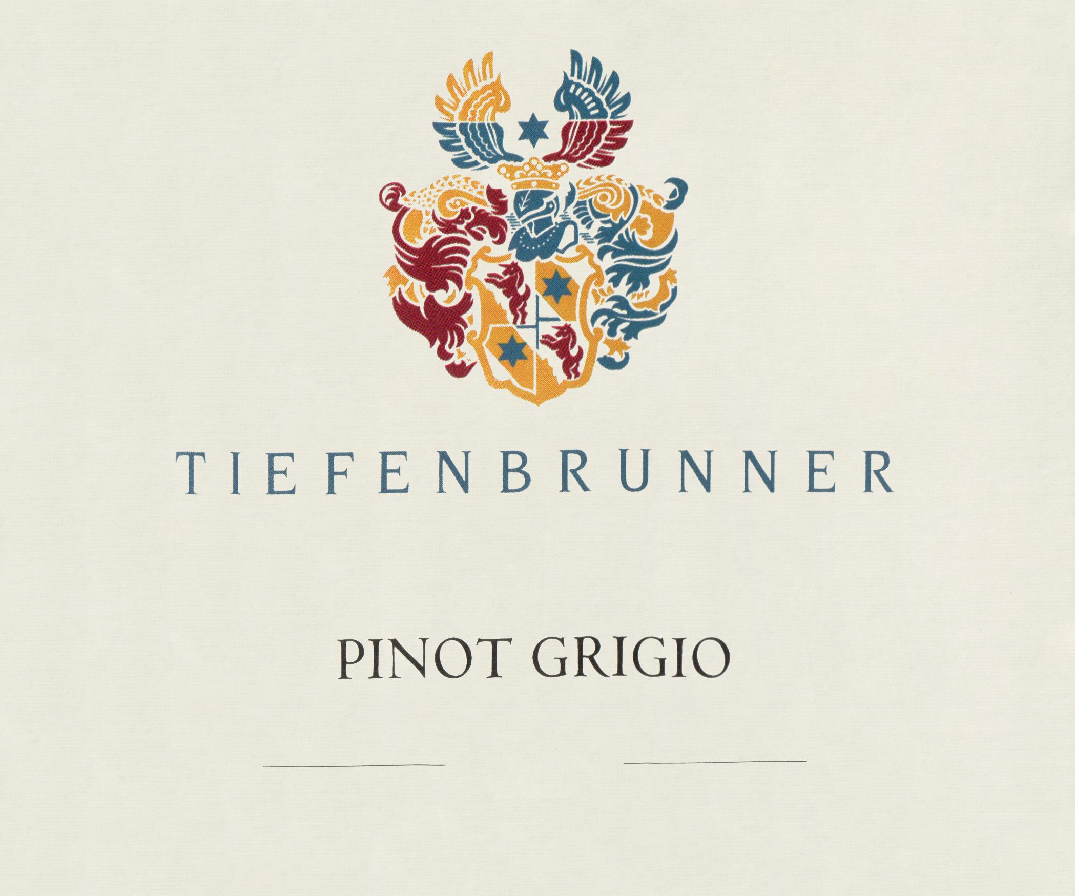 Tiefenbrunner Pinot Grigio 2019
