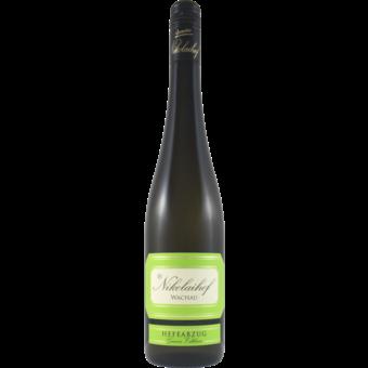 Bottle shot for 2018 Nikolaihof Hefeabzug Gruner Veltliner