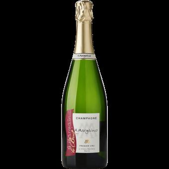 Bottle shot for  A. Margaine 1er Cru Le Brut
