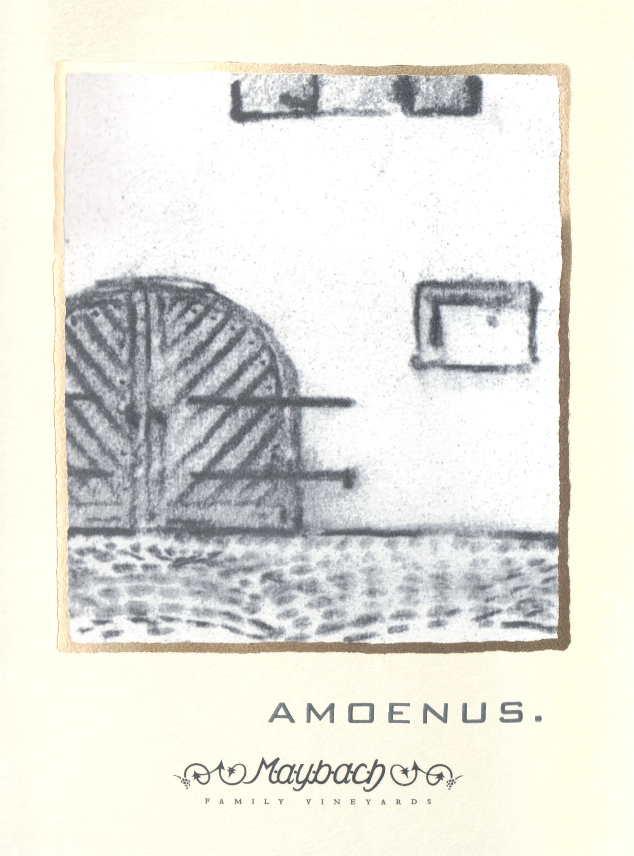 Maybach Cabernet Sauvignon Amoenus 2017