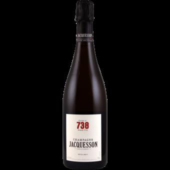 Bottle shot for  Jacquesson 738