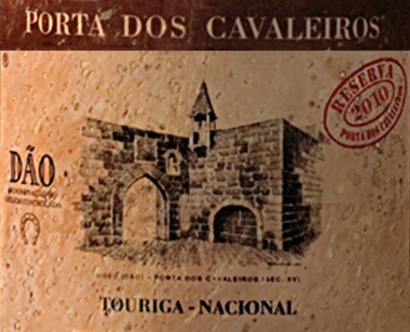 Caves Sao Joao Porta Dos Cavaleiros Reserva Red 2015
