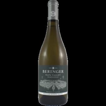 Bottle shot for 2018 Beringer Napa Chardonnay