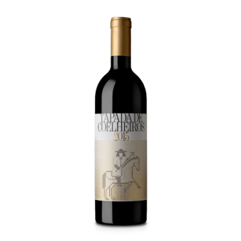 Bottle shot for 2015 Herdade Dos Coelheiros Tapada Caberenet Sauvignon Alicante