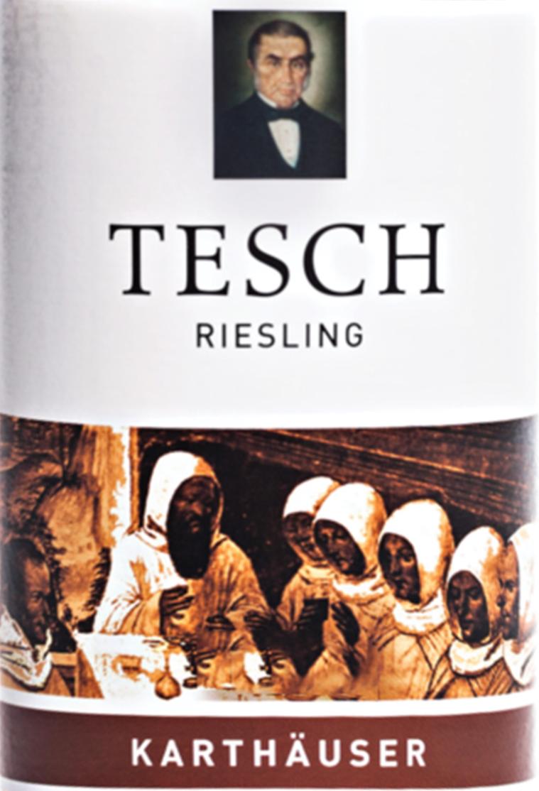 Tesch Karthauser Riesling 2016