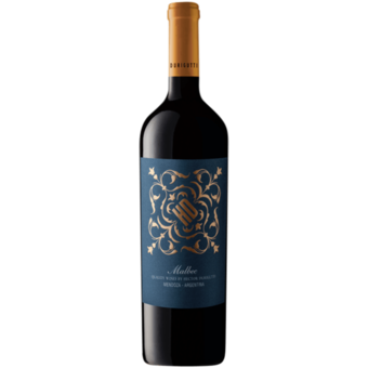 Bottle shot for 2019 Durigutti Hd Malbec