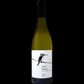 Bottle shot for 2018 Logan Weemala Sauvignon Blanc