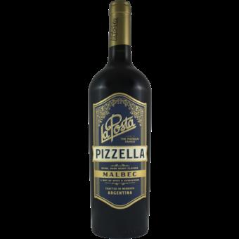Bottle shot for 2019 La Posta Pizzella Malbec