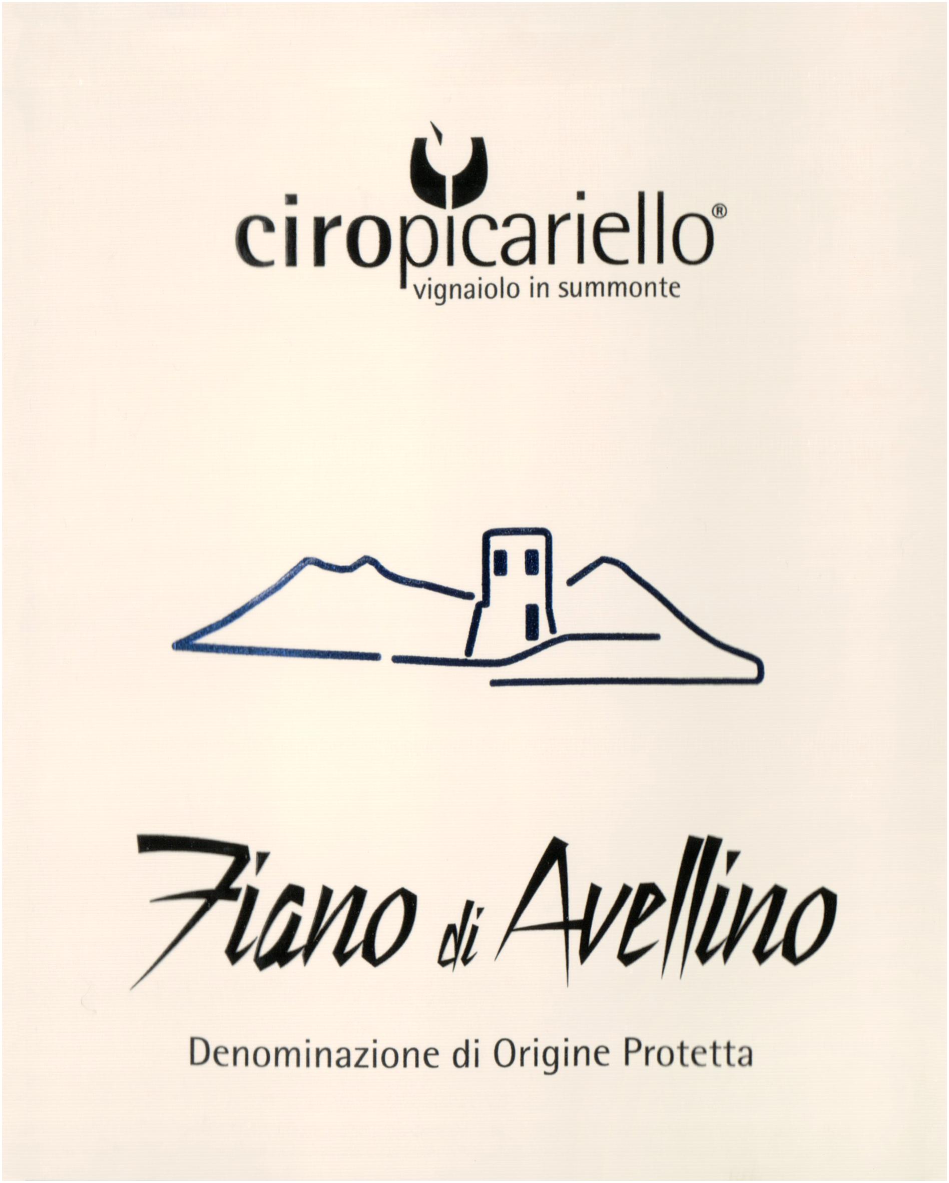 Ciro Picariello Fiano Di Avellino 2019