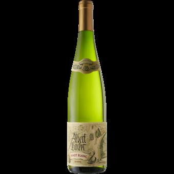 Bottle shot for 2016 Albert Boxler Pinot Blanc Reserve