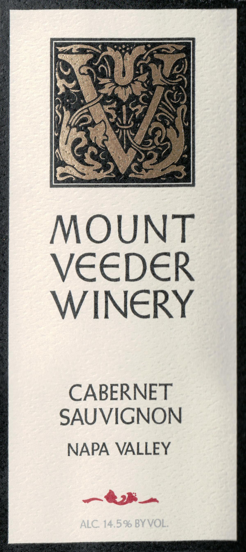 Mount Veeder Cabernet Sauvignon 2018