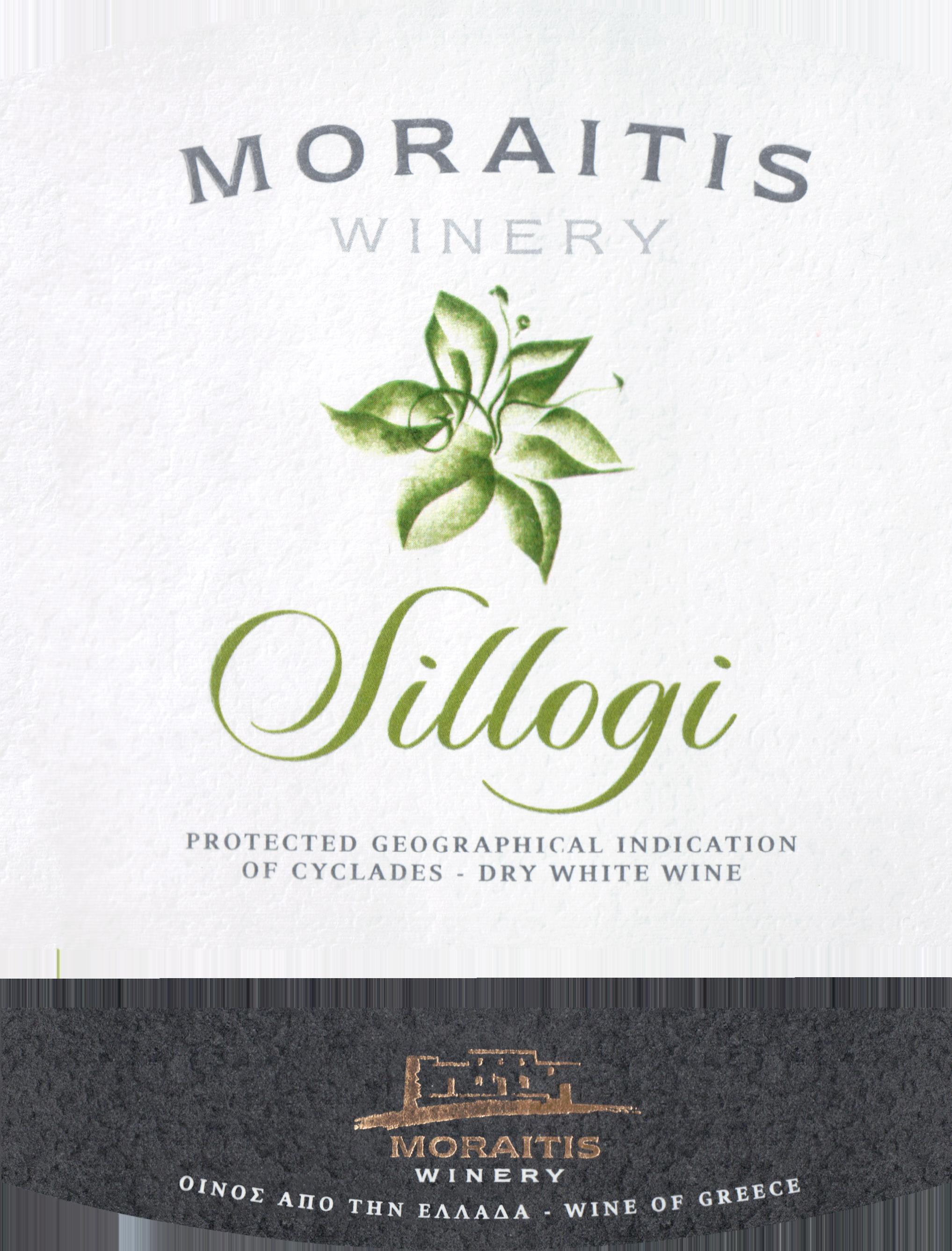 Moraitis Cyclades White Sillogi 2019