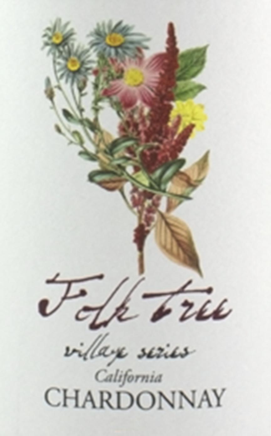 Folk Tree Village Series Chardonnay 2019