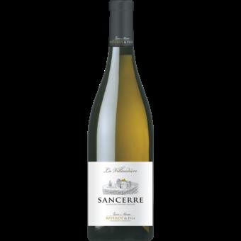 Bottle shot for 2019 Reverdy & Fils Sancerre La Villaudiere