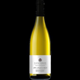 Bottle shot for 2019 Clement Et Florian Berthier Sancerre Vielles Vignes Sur Silex