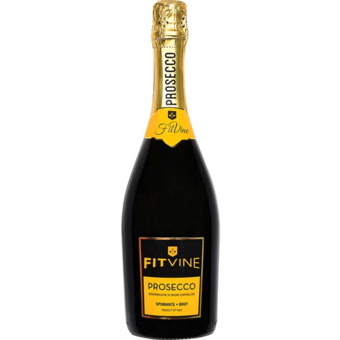 Bottle shot for  Fitvine Prosecco
