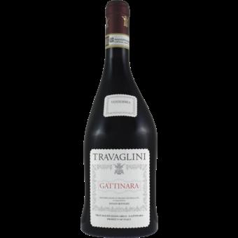 Bottle shot for 2017 Travaglini Gattinara