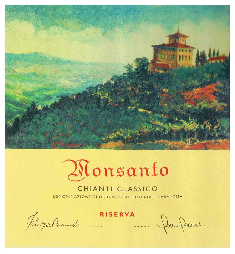 Monsanto Chianti Classico Riserva 2017