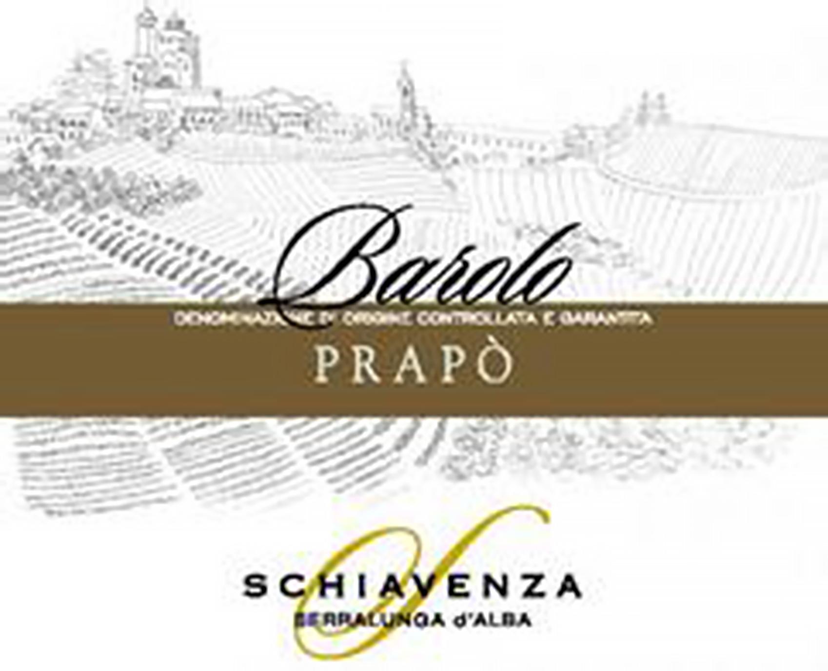 Schiavenza Barolo Prapo 2016