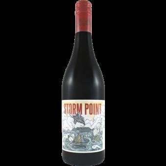 Bottle shot for 2020 Storm Point Red Blend