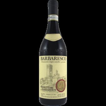 Bottle shot for 2017 Produttori Del Barbaresco Barbaresco