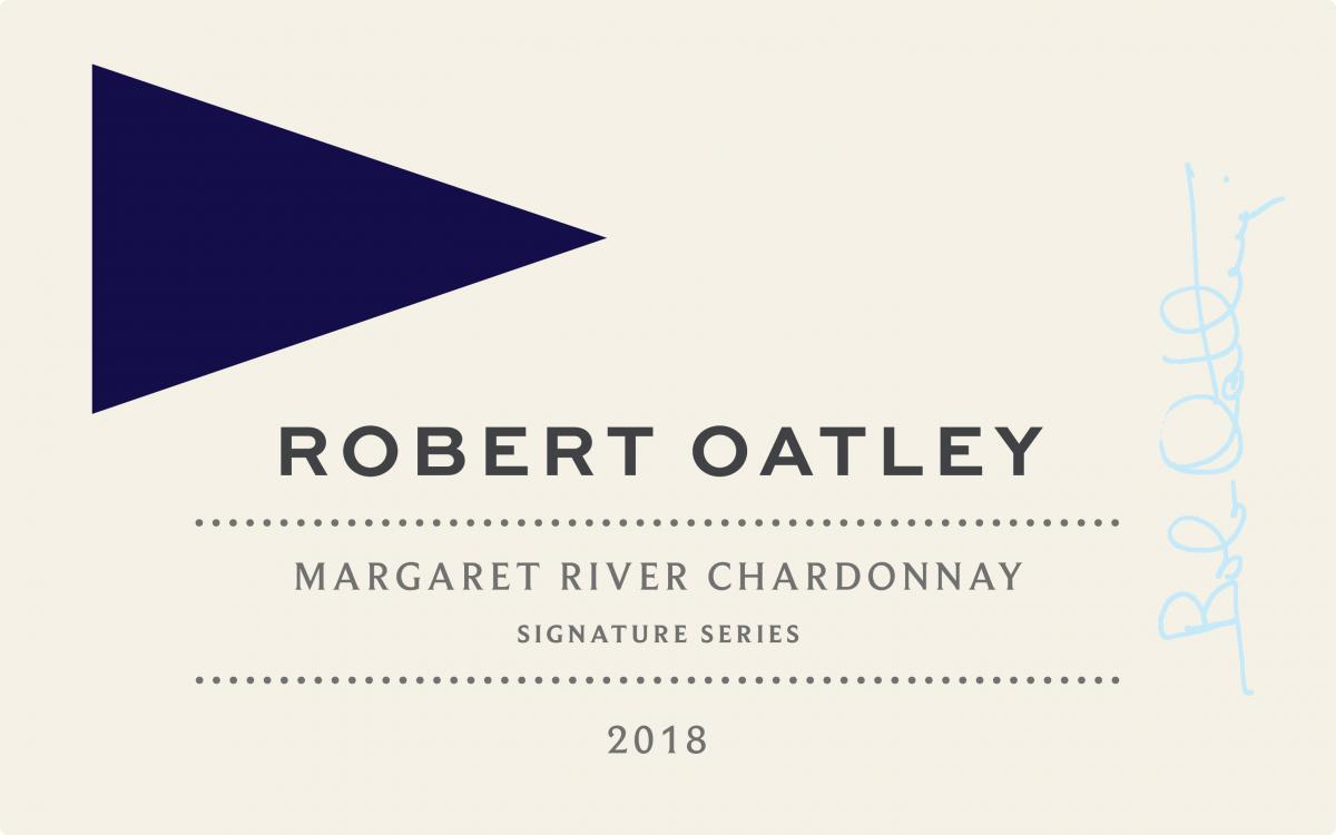 Robert Oatley Signature Series Margaret River Chardonnay 2018