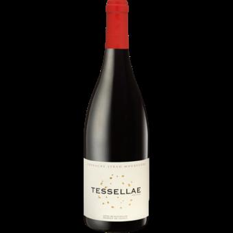 Bottle shot for 2018 Lafage Tessellae Old Vines Gsm