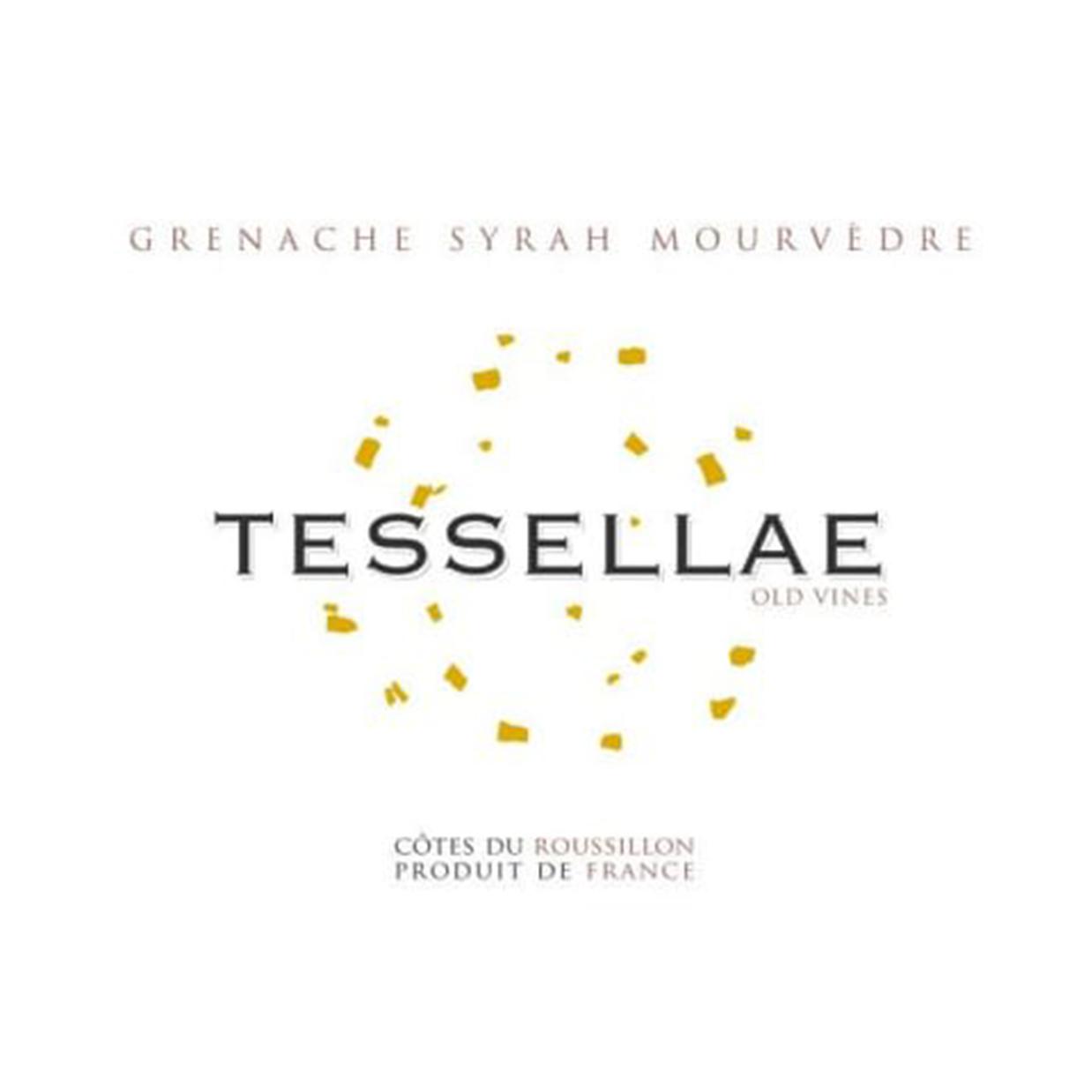 Lafage Tessellae Old Vines Gsm 2018
