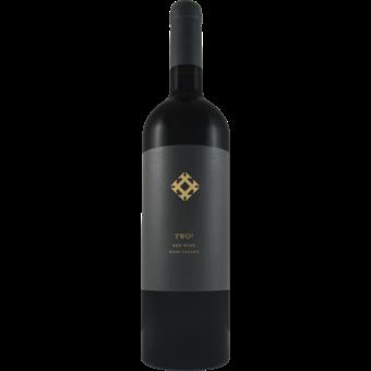 Bottle shot for 2017 Alpha Omega Ii Red