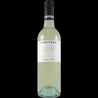 Bottle shot for 2020 Hewitson Lu Lu Sauvignon Blanc