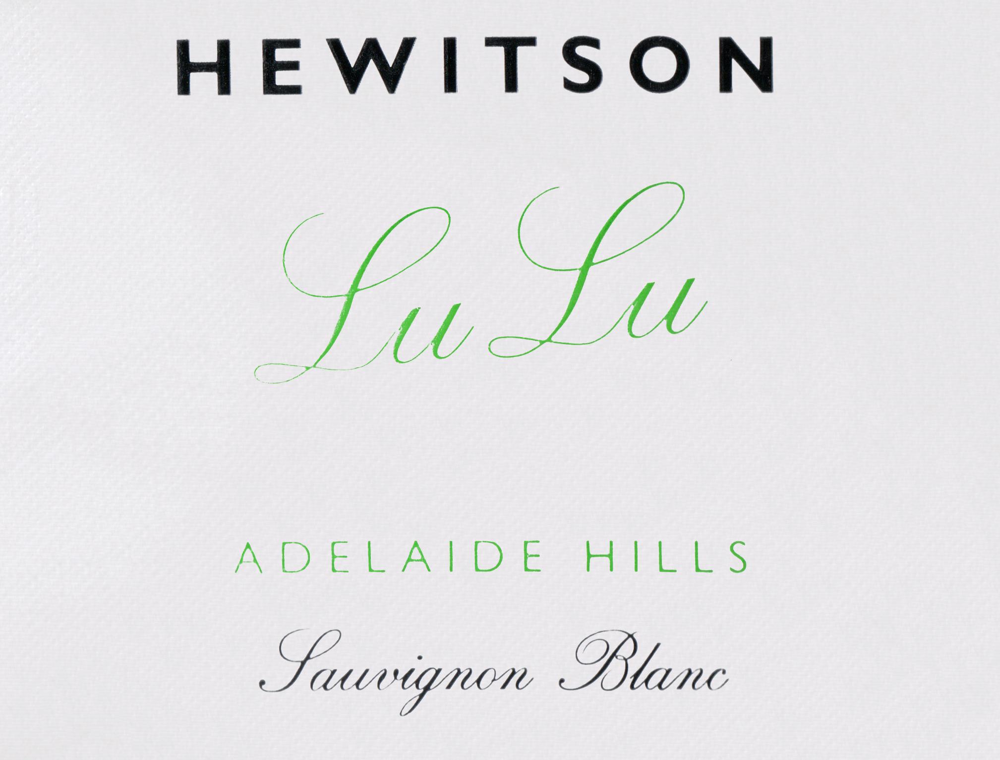 Hewitson Lu Lu Sauvignon Blanc 2020