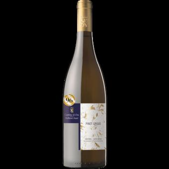 Bottle shot for 2019 Kellerei Auer Pinot Grigio