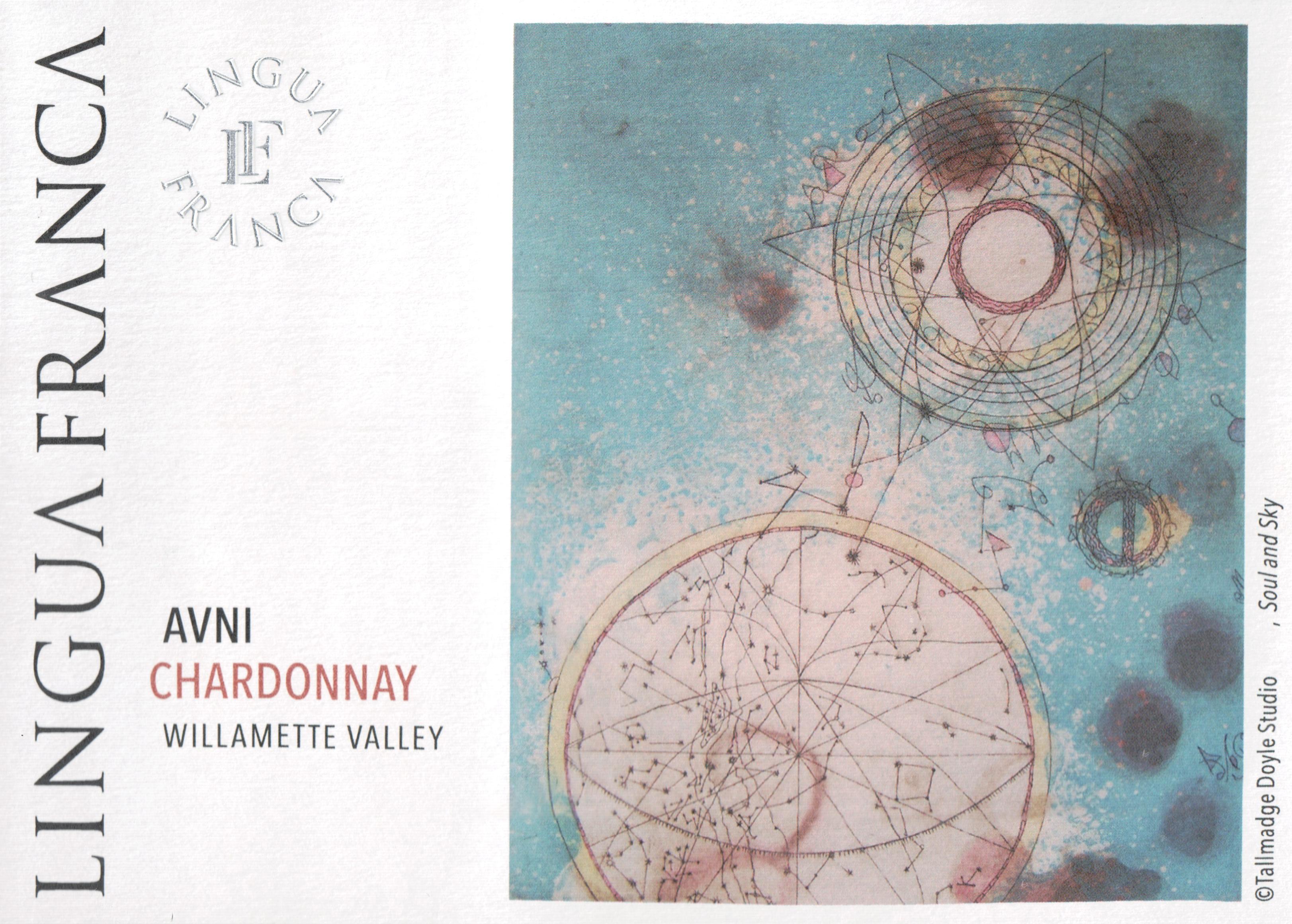 Lingua Franca Chardonnay Avni 2018