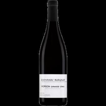 Bottle shot for 2019 Domaine Jean Marc Burgaud Morgon Grands Cras