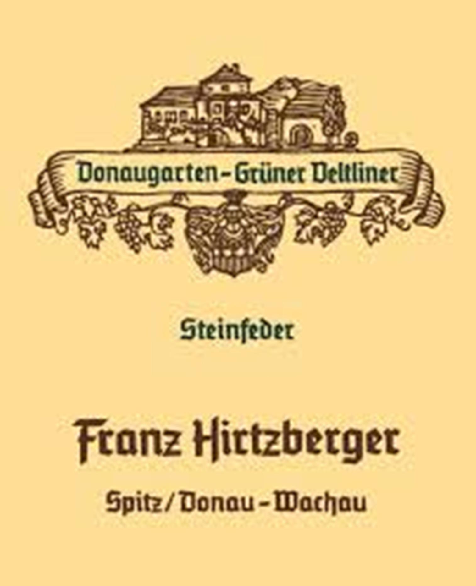 Franz Hirtzberger Spitz Gruner Veltliner Steinfeder 2018