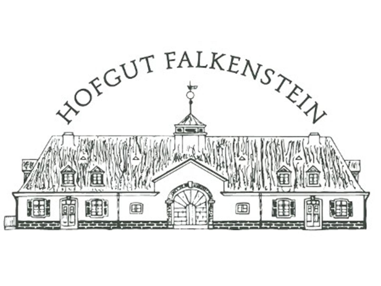 Hofgut Falkenstein Niedermenniger Herrenberg Red Wine Trocken 2018
