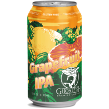 Product image for  Ghostfish Gluten Free Grapefruit Ipa 12oz Cans